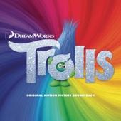 Various Artists - Trolls (Original Motion Picture Soundtrack)  artwork