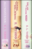 E. L. Todd - Forever and Ever Boxed Set  artwork