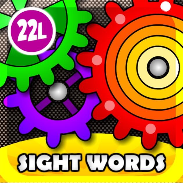 Resultado de imagen de SIGHT WORDS APP