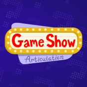 Game Show Articulation for Speech Therapy