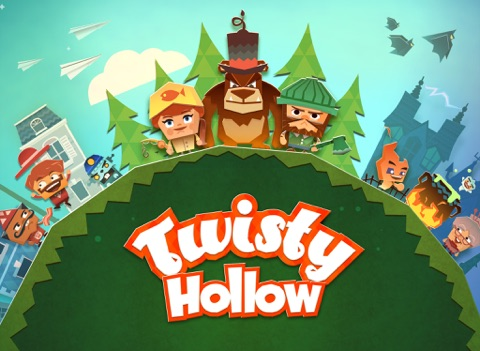 Twisty Hollow Screenshot