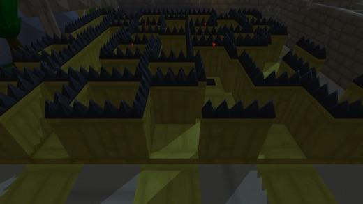 MinosMaze - The Minotaur's Labyrinth Screenshot