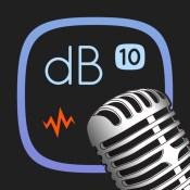 Decibel 10 - dBA Noise Meter