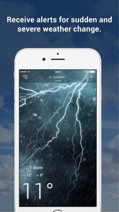 Weather Status+ Screenshot