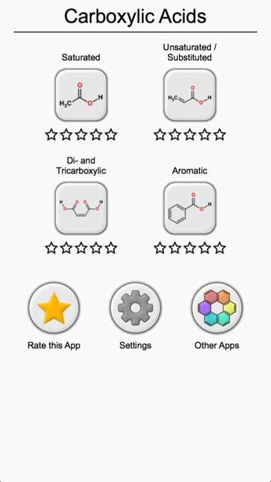 Carboxylic Acids and Esters IPA Cracked for iOS Free Download