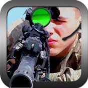 Marine Sharpshooter 3D - Sniper Shooter Game
