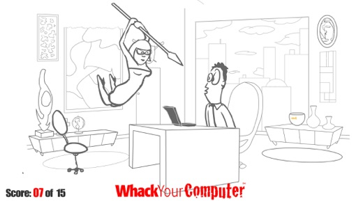 Whack Your Computer on the App Store