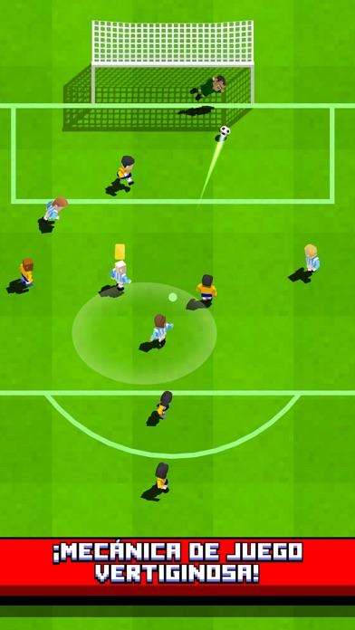 Retro Soccer - Arcade Football Screenshot