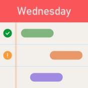 iAgenda, agenda on Gantt Chart