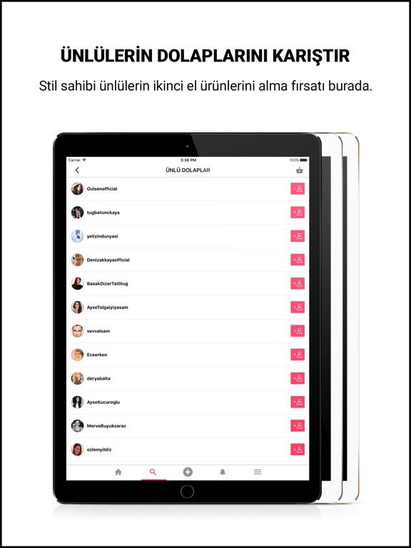 ModaCruz - İkinci El Lüks Moda Screenshot