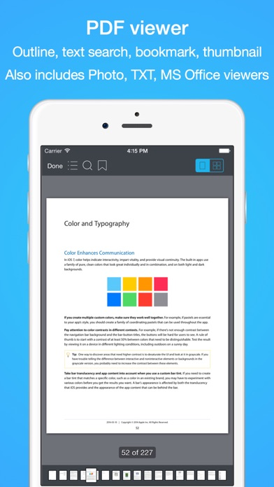 File Hub Pro by imoreapps Screenshot