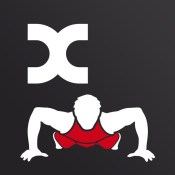 Calistix PushUps Pro – Power Trainer. Daily workout, BMI calculator and calorie counter for perfect arms & chest!