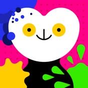 Bubl Malen - Kreatives Malen mit Musik für Kinder