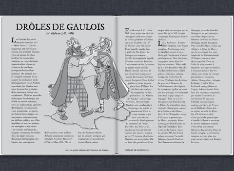Le grand bêtisier de l'Histoire de France de Alain Dag