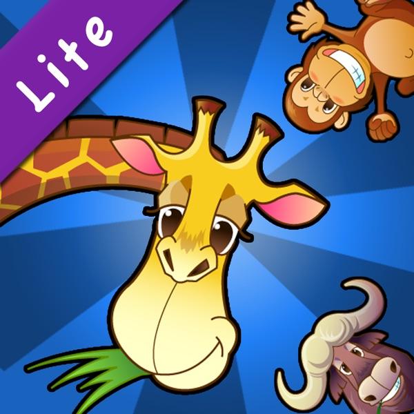 Toddler's Preschool Zoo Animals Kids Jigsaw Games
