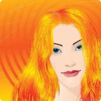 How To Change Hair Color In Photoshop Of Hair Color ...