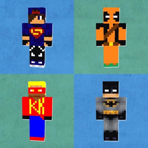 HD SuperHero Skins Lite Best Skins For Minecraft PE Amp PC AppRecs