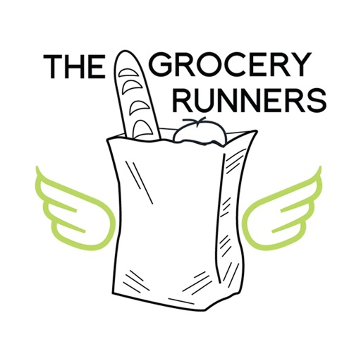 The Grocery Runners par Brian Melendez