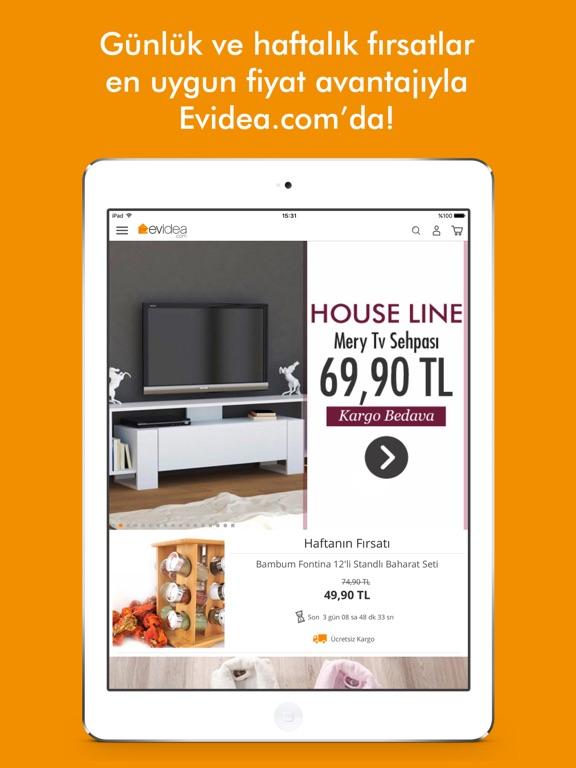 Evidea Screenshot