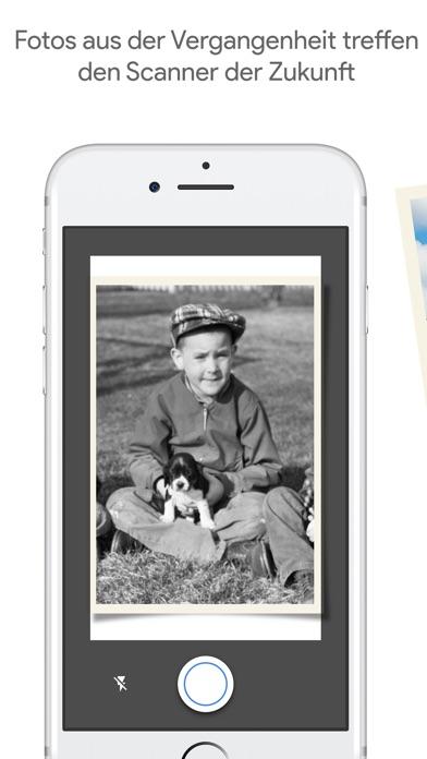 Fotoscanner – Scanner von Google Fotos Screenshot