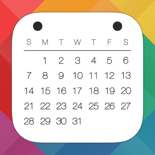 Staccal 2 - 12種類のカレンダーとリマインダー