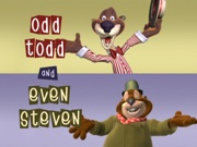 Odd Todd and Even Steven - Waterford's Rusty & Rosy and Friends