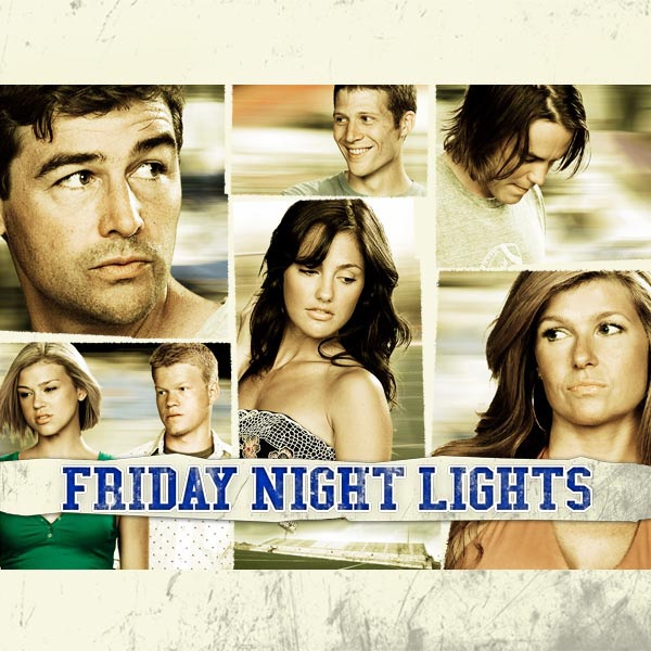 Riggins Friday Night Lights