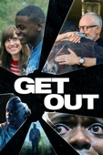 Jordan Peele - Get Out artwork