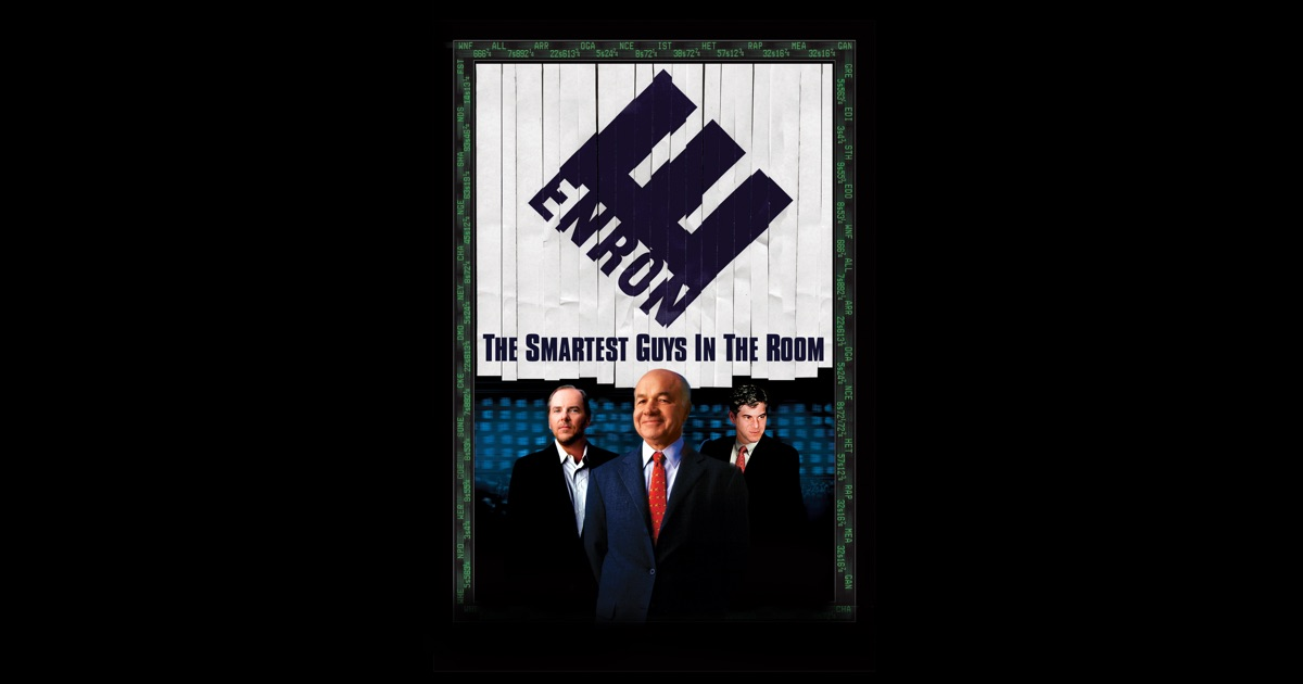 Enron The Smartest Guys In the Room on iTunes