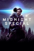 Jeff Nichols - Midnight Special (2016)  artwork