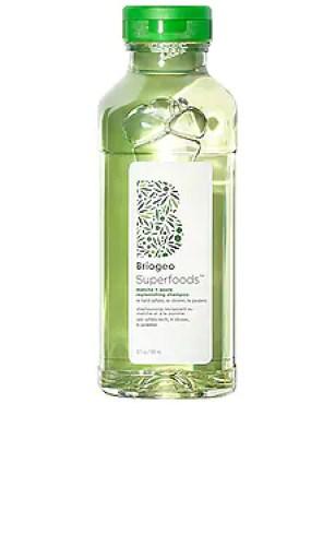 Be Gentle, Be Kind Matcha + Apple Replenishing Superfood Shampoo Briogeo ₪97.49 BEST SELLER