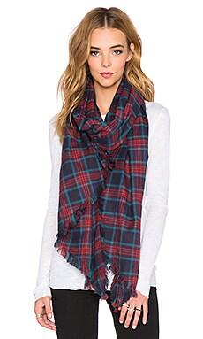 Tartan Blanket Scarf, Revolve Clothing