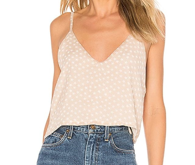 Bobbi Star Crop Tank