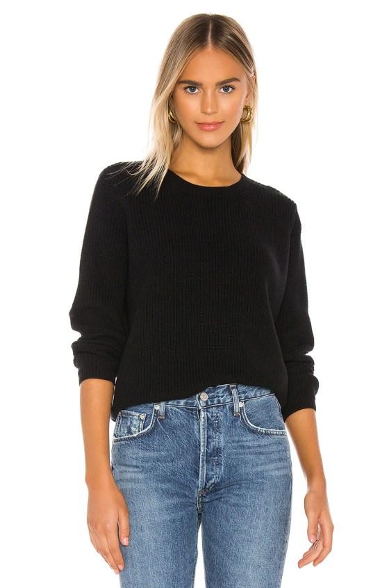 Emma Shaker Sweater                     525 america 8