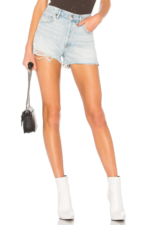 Jaden High Rise Shorts             AGOLDE                                                                                                       CA$ 181.99 10