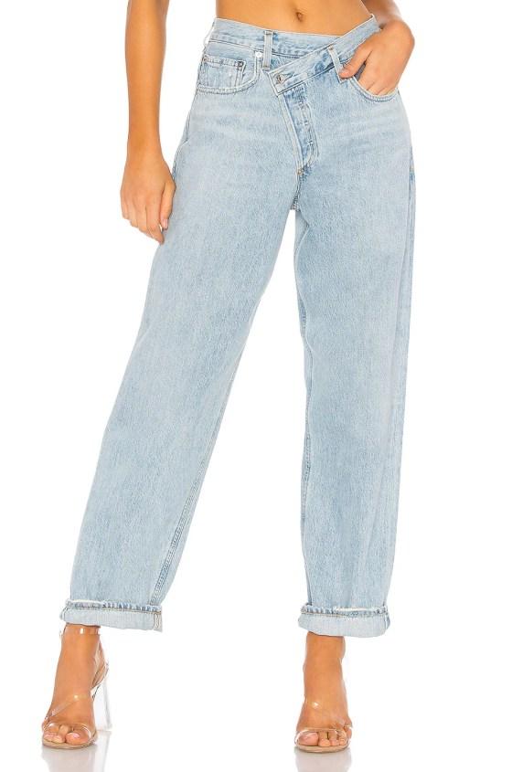 Criss Cross Upsized Jean             AGOLDE                                                                                                       CA$ 267.30 2