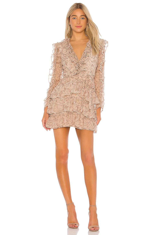 Alessia Frill Dress             Bardot                                                                                                       CA$ 171.52 2
