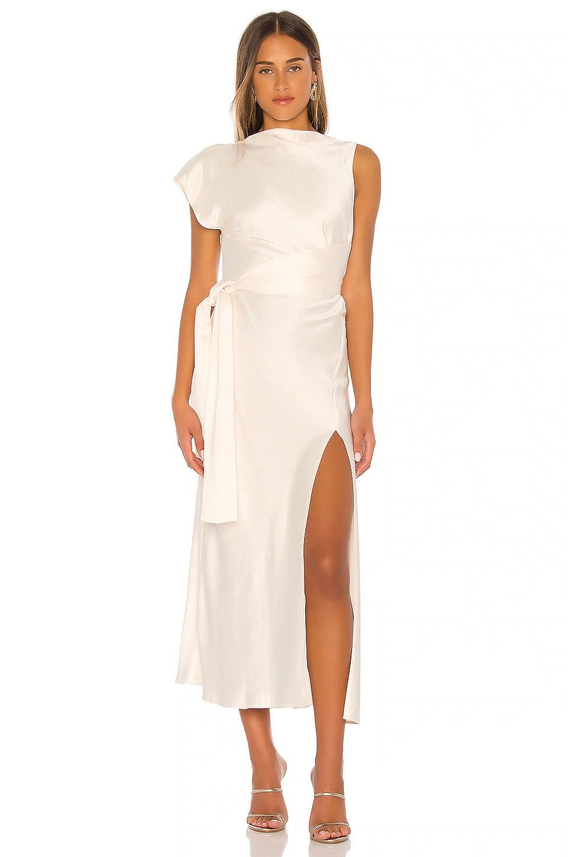 Piper Asymmetrical Midi Dress                   BEC&BRIDGE                                                                                                                             CA$ 470.79 1