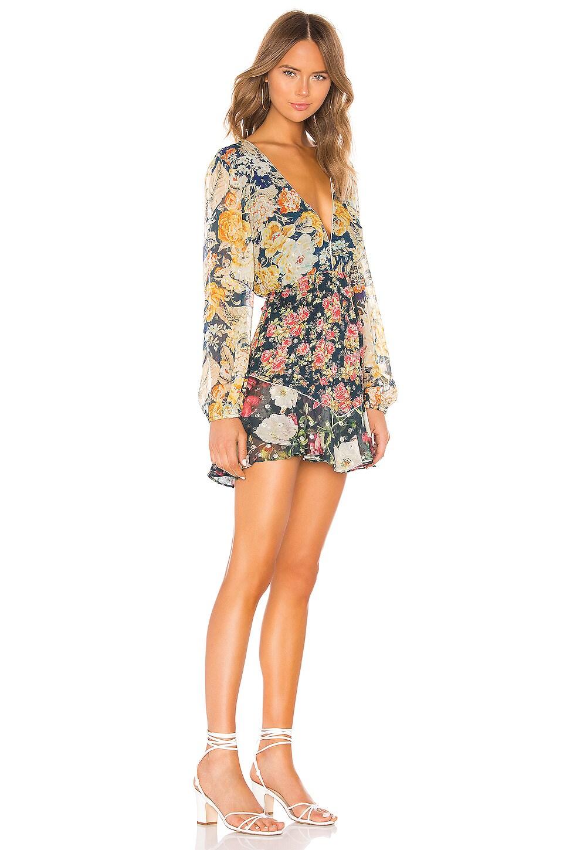 Della Mini Dress, view 2, click to view large image.