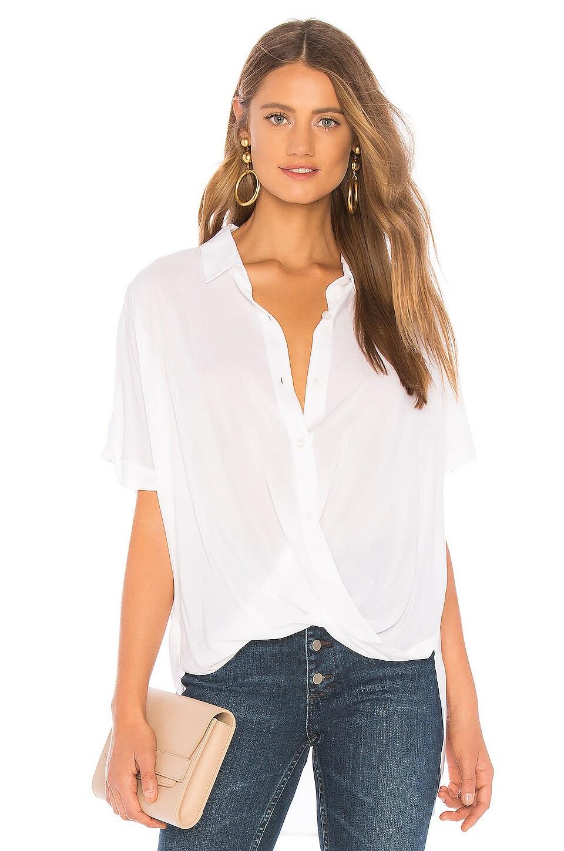 Wrap Hem Dolman Sleeve Shirt                     BCBGeneration 2