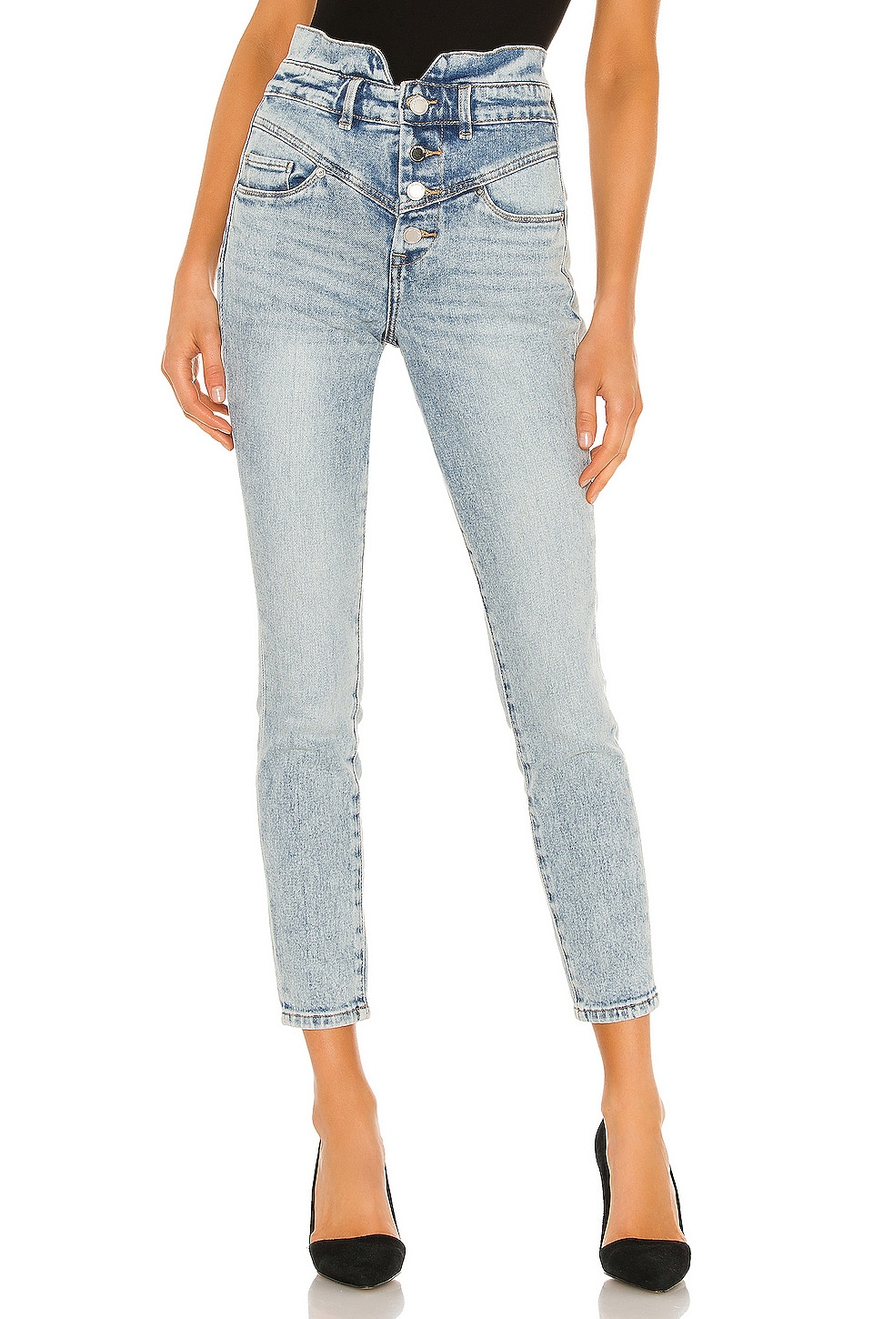 Exposed Button Skinny             BLANKNYC                                                                                                       CA$ 181.99 6