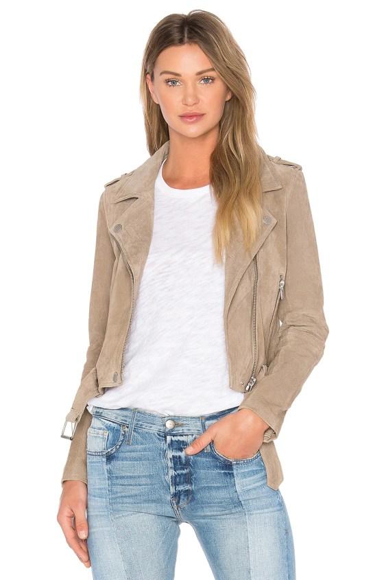 Suede Moto Jacket             BLANKNYC                                                                                                       CA$ 263.04 2