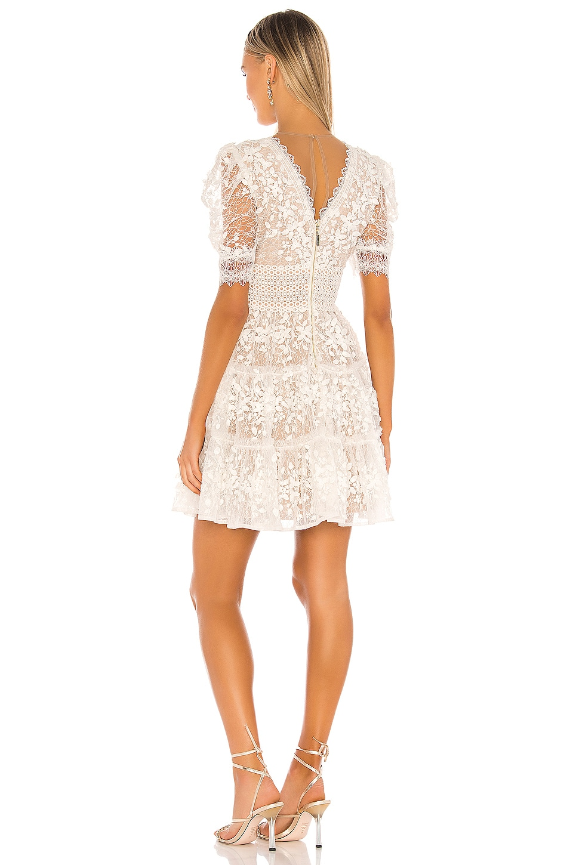 Megan Mini Dress, view 3, click to view large image.