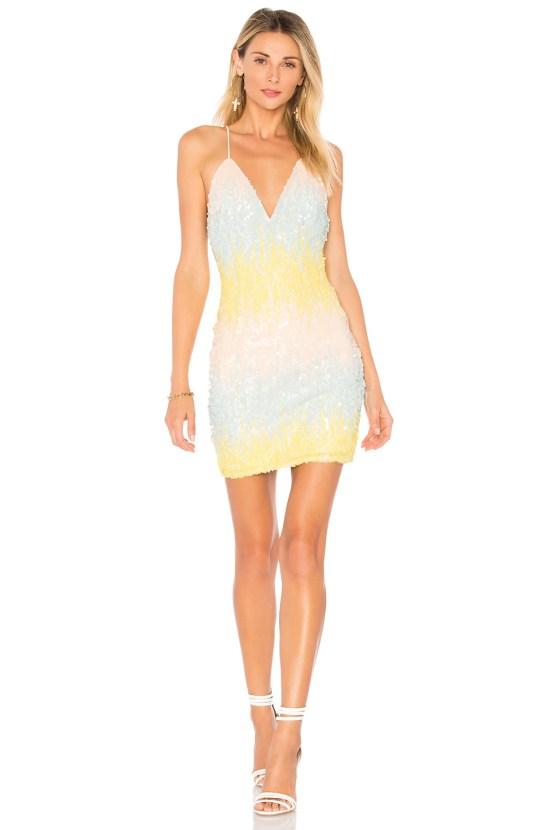 Taylor Sequin Mini Dress