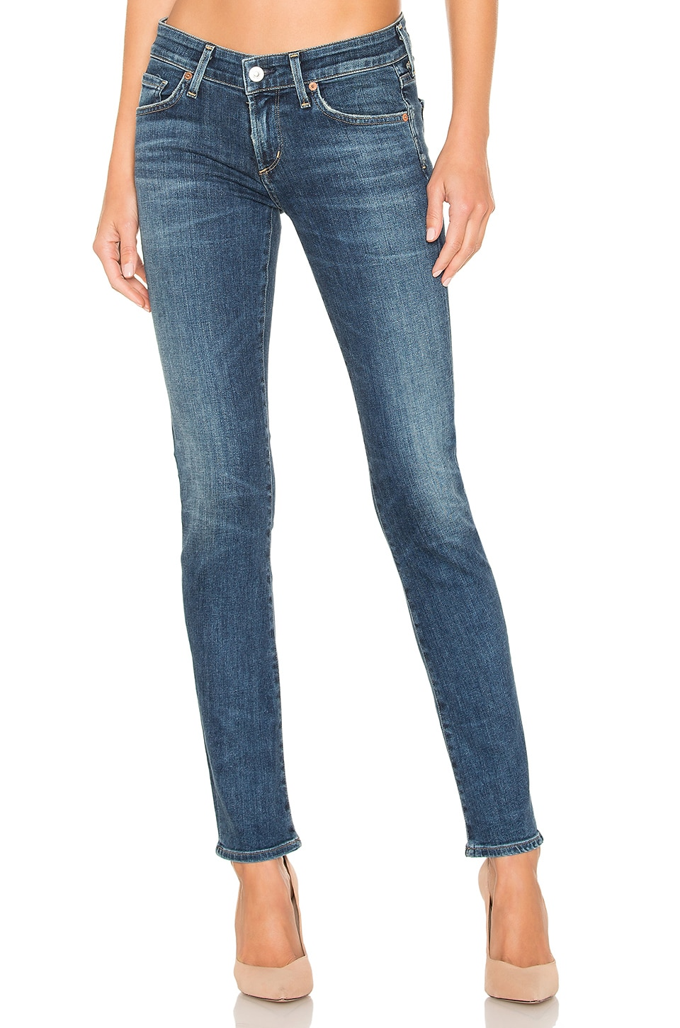 Racer Low Rise Skinny                   Citizens of Humanity                                                                                                                             CA$ 311.24 1
