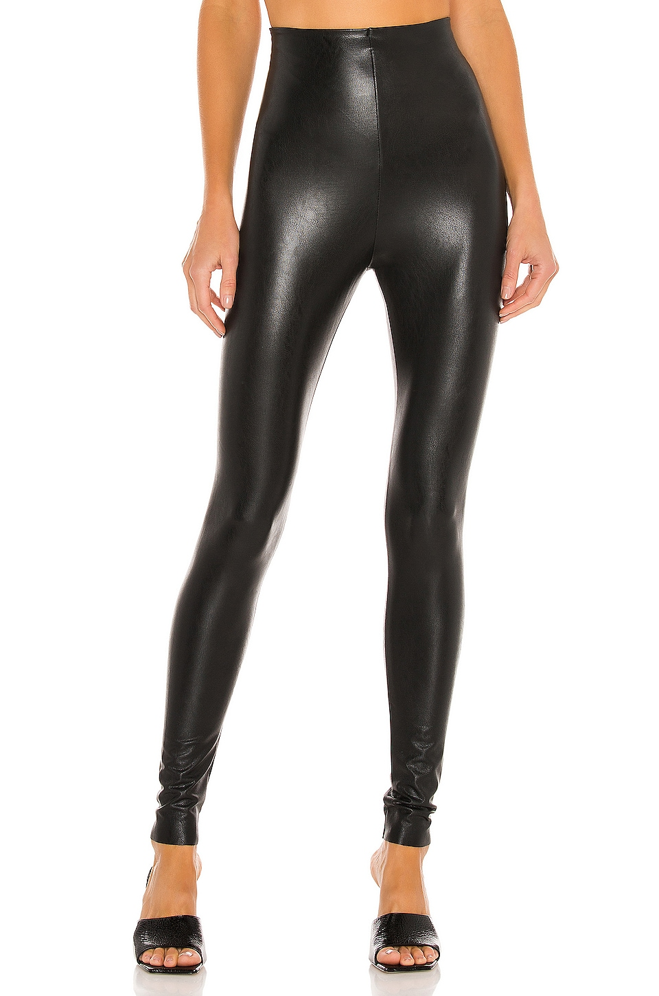 Perfect Control Faux Leather Legging                     Commando 3