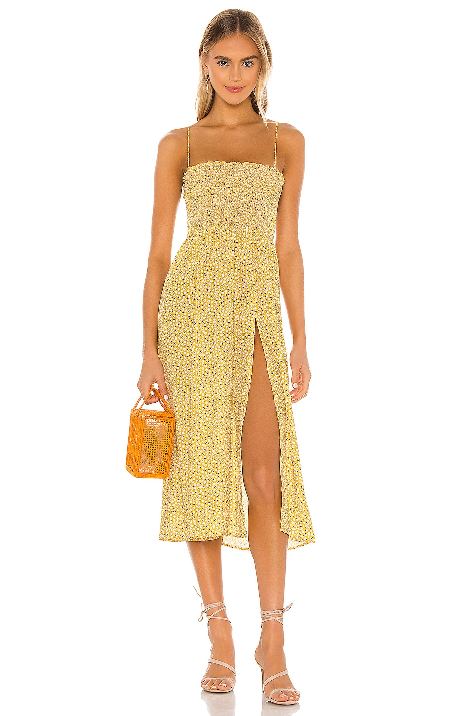 Ashley Midi Dress             RESA                                                                                                       CA$ 224.65 4