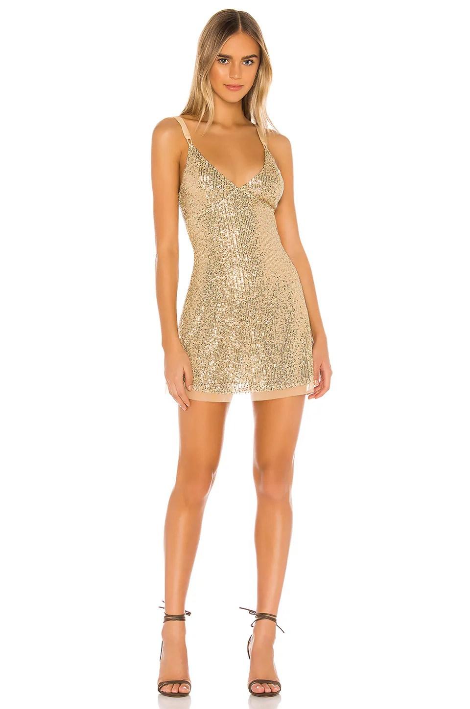 Gold Rush Mini Dress             Free People                                                                                                       CA$ 125.12 8