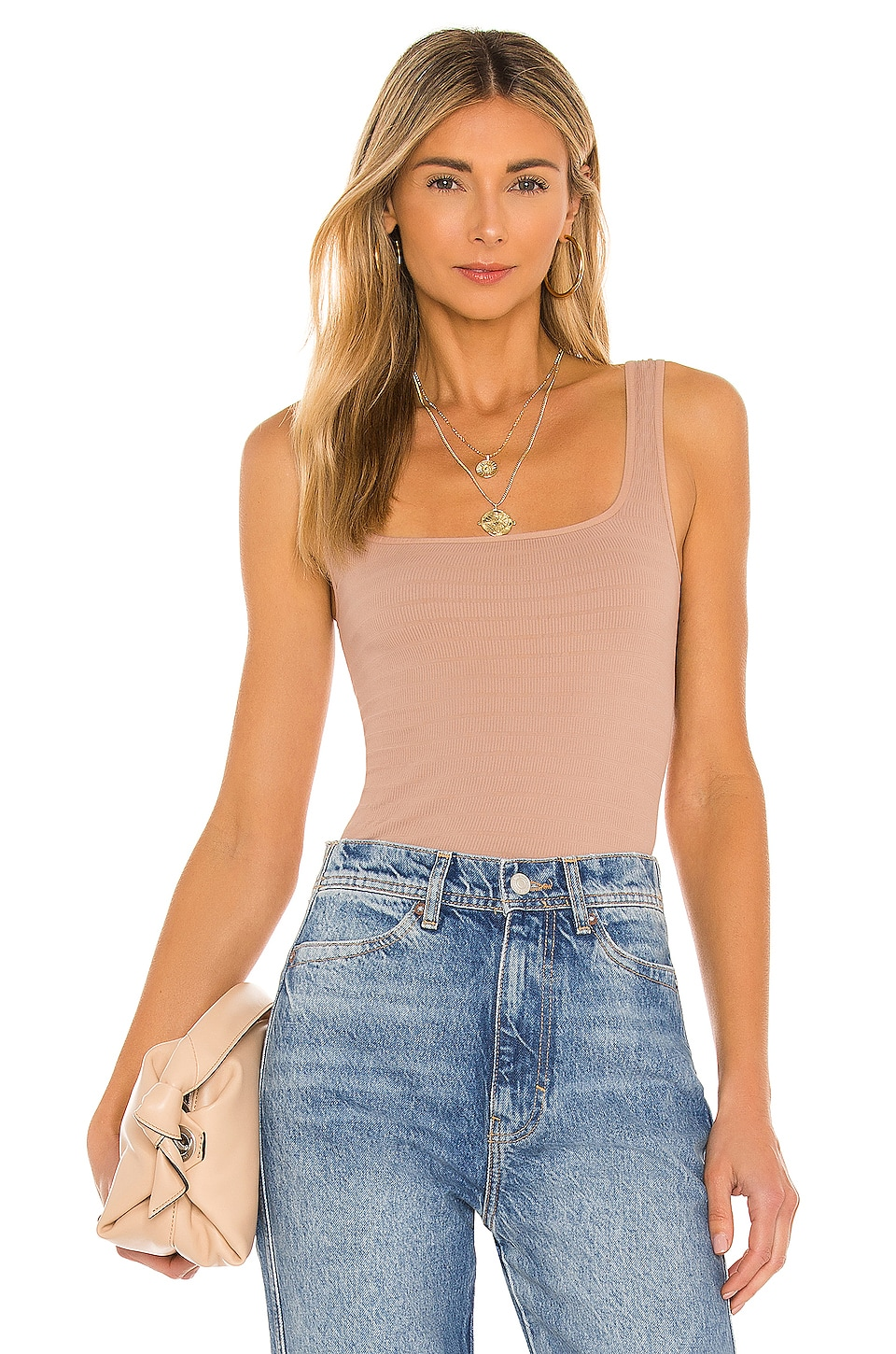 Square One Seamless Cami                     Free People 1