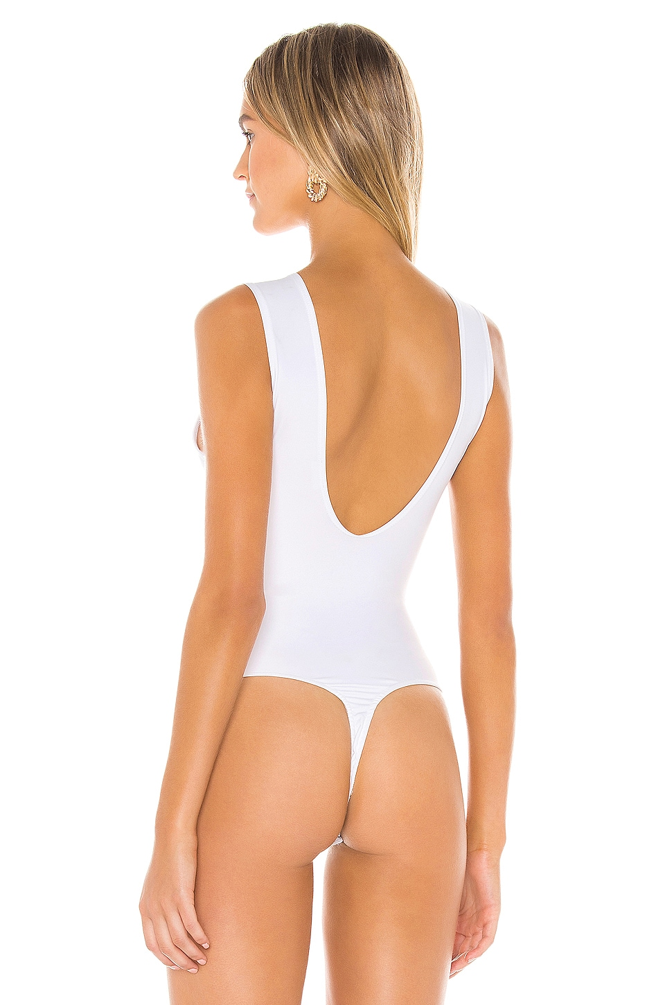 Keep It Slick Bodysuit, view 4, click to view large image.